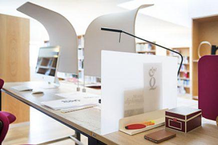Accessoires mobiliers sur catalogue