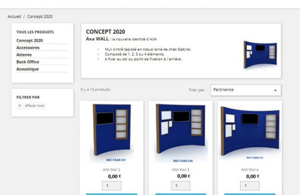 Déploiement site intranet marchand 2