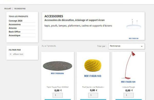 Déploiement site intranet marchand 3
