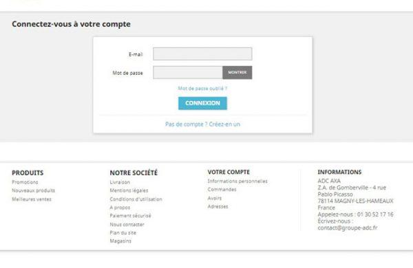 Déploiement site intranet marchand 4