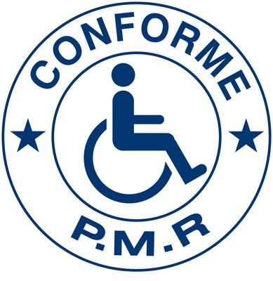 Mobiliers conformes norme PMR