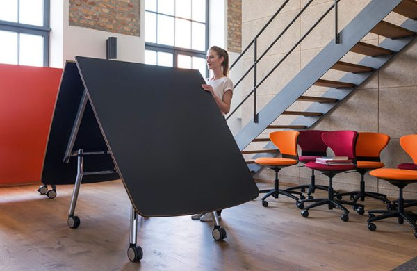 Table rabattable Mastermind fold