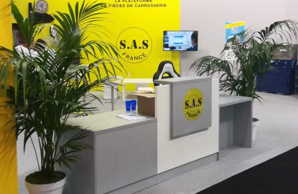 Comptoir accueil SAS France