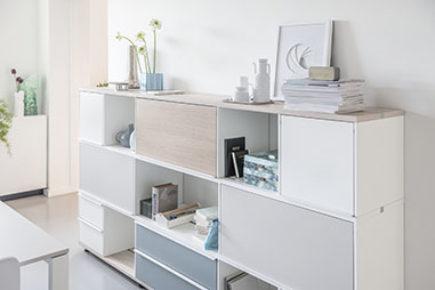 Rangement mobiliers sur catalogue