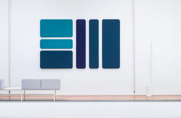 Panneau mural Sonic acoustique