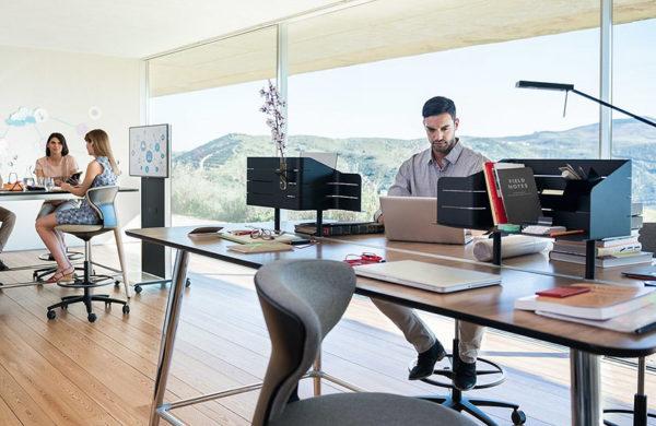 Table haute Mastermind high desk